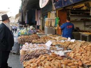 Machane Yehuda market in Jerusalem