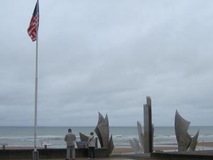 Omaha Beach & American Cemetery