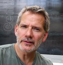 Actor Campbell Scott of Royal Pains was NOT my seatmate in Anchovy Class...but close!