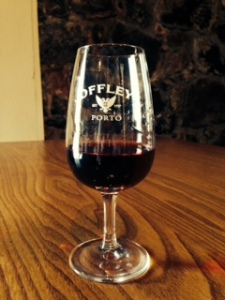 Offley Port. So awfully good.