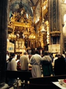 Pilgrim's Mass