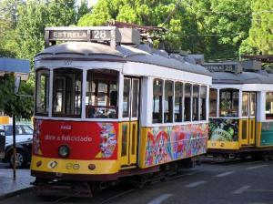 Lisbon's Tram 28 (Photo from Tripadvisor)