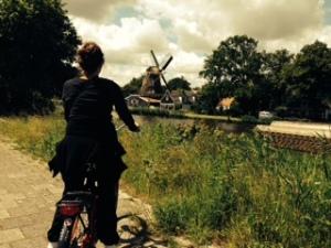My first windmill
