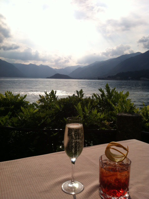 Tales from the road: Lake Como and Bellagio